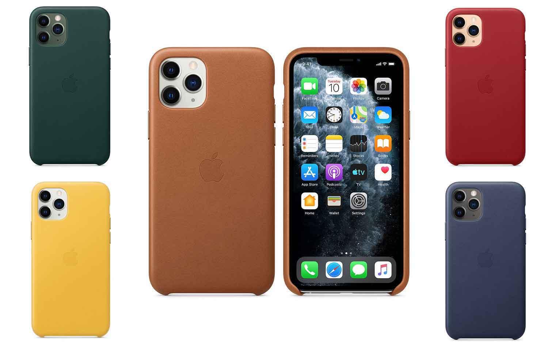 iPhone11-Pro--Pro-Max-Apple-genuine-leather-case