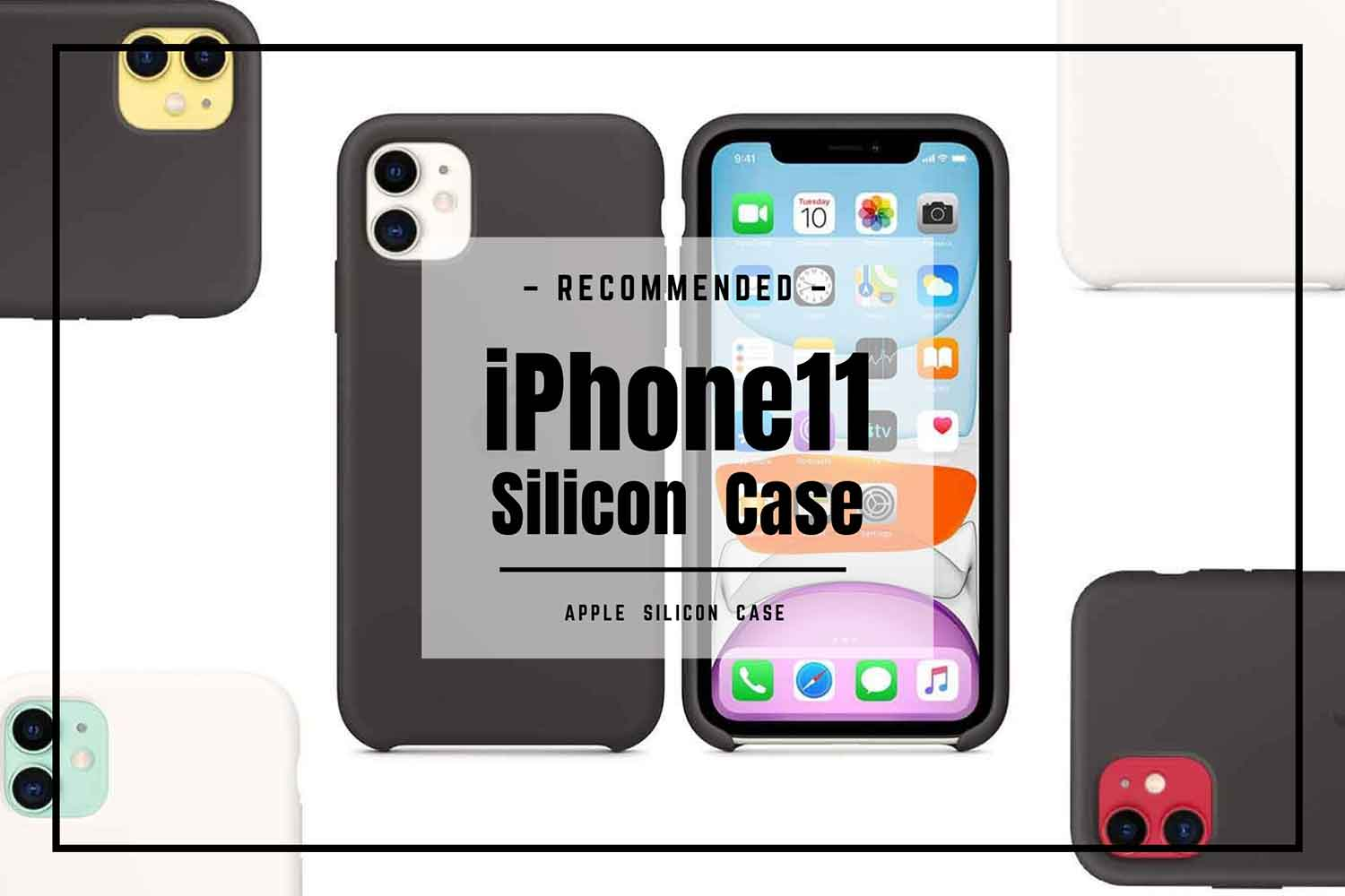 iPhone11-Silicon-Case-Apple