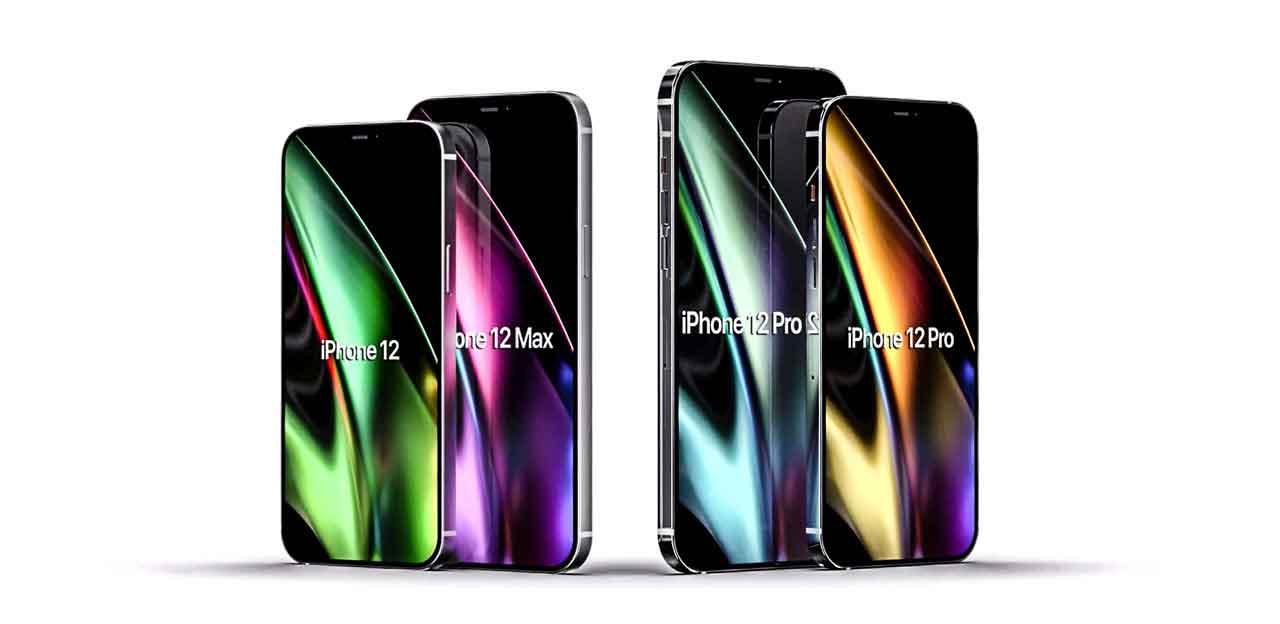 iPhone12-Series-4model